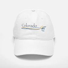 Colorado/Aspen tree branch Baseball Baseball Cap