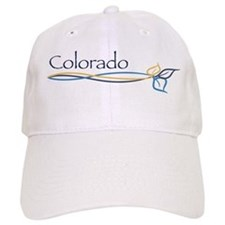 Colorado/Aspen tree branch Baseball Cap