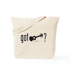 Got Ukulele Tote Bag