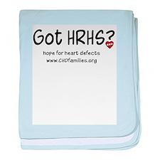 Got HRHS? baby blanket