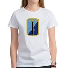 SSI-170TH INFANTRY BDE WITH TEXT Tee