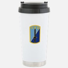 SSI-170TH INFANTRY BDE WITH TEXT Travel Mug