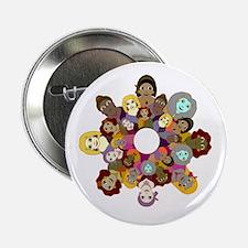 "Circle Of Women 2.25"" Button"