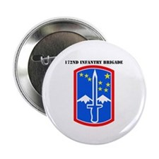 "SSI-172nd Infantry Brigade with text 2.25"" Button"