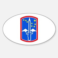 SSI -172nd Infantry Brigade Decal