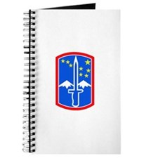 SSI -172nd Infantry Brigade Journal