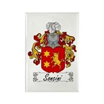 Soncini Family Crest Rectangle Magnet (10 pack)