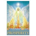 Angel of Abundance Large Poster