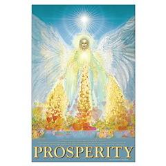Angel of Abundance Posters