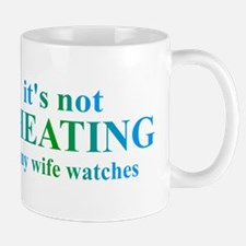 Wife Watches... Mug
