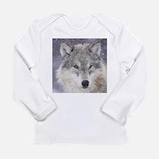 Snow Bound Long Sleeve Infant T-Shirt