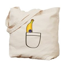 Unique Banana my pocket Tote Bag