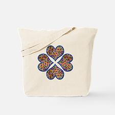 Hearts-n-Wings Tote Bag