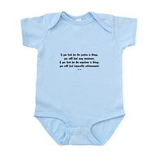 Positive Thinking Infant Bodysuit