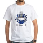 Somma Coat of Arms White T-Shirt
