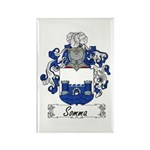Somma Coat of Arms Rectangle Magnet (100 pack)
