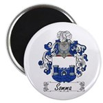 Somma Coat of Arms Magnet
