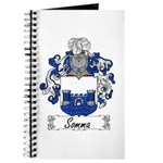 Somma Coat of Arms Journal