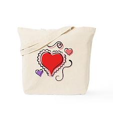 HEARTS {29} Tote Bag
