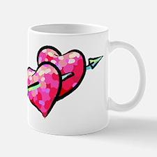 HEARTS $ ARROW {12} Mug