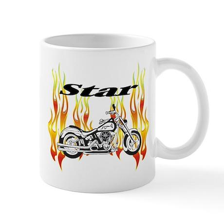 Yamaha Star Motorcycle Mug