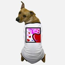 HEARTS & ARROW {13} Dog T-Shirt