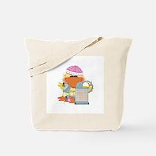 Baby Quackups 2 Tote Bag