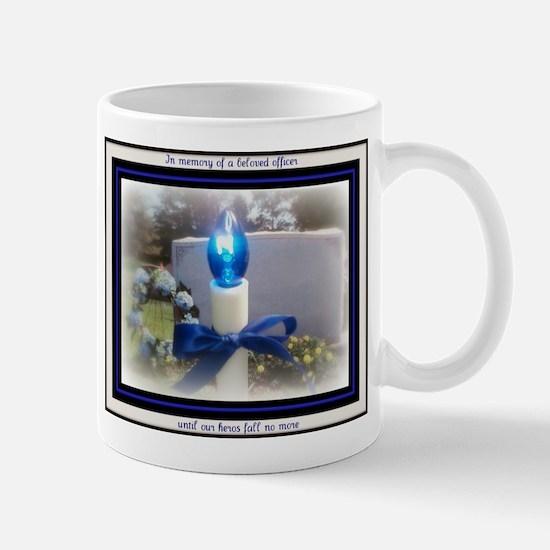 until heros fall no more Mug