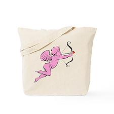 CUPID {14} : pink Tote Bag