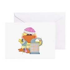Baby Quackups 2 Greeting Cards (Pk of 10)