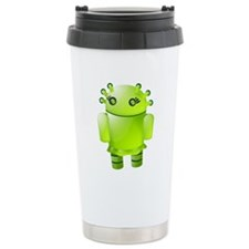 Cute Androids Travel Mug