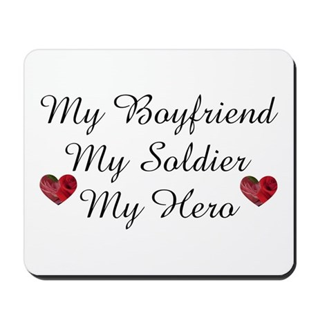 My Boyfriend, My Soldier, My Mousepad