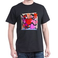 HEARTS {32} T-Shirt