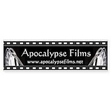 Apocalypse Films Bumper Bumper Sticker