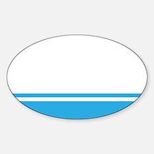 Altai Flag Sticker (Oval)