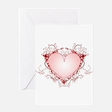 HEART {34} Greeting Card