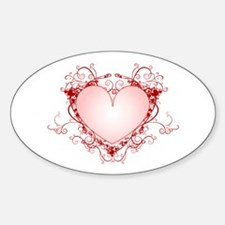 HEART {34} Decal