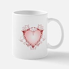 HEART {34} Mug