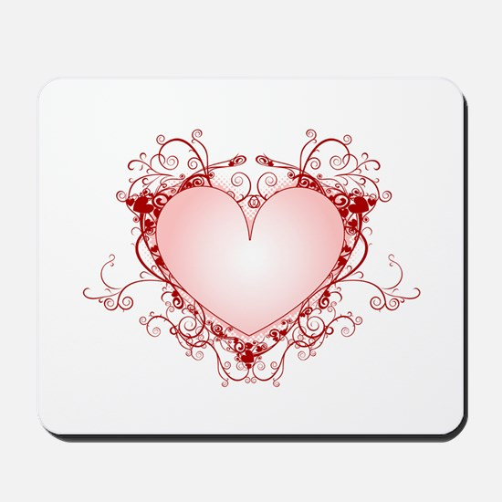 HEART {34} Mousepad