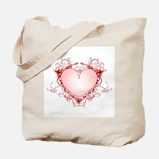 HEART {34} Tote Bag