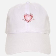 HEART {34} Baseball Baseball Cap