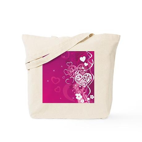 HEARTS {37} Tote Bag