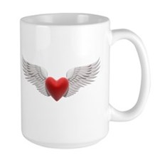 HEART & WINGS {8} Mug