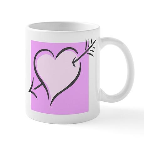 HEART & ARROW {20} Mug