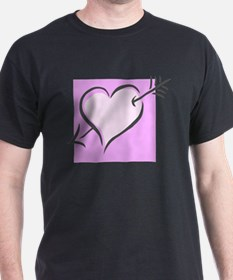 HEART & ARROW {20} T-Shirt