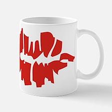 LIPS {9} : red Mug