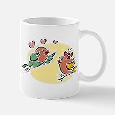 LOVEBIRDS {3} Mug