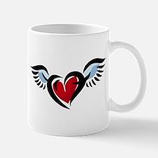 HEART & WINGS {9} Mug
