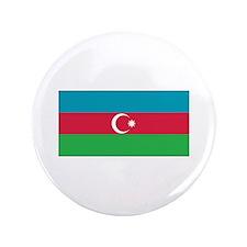 """Azerbaijan Flag 3.5"""" Button (100 pack)"""