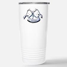 Westie Gemini Travel Mug